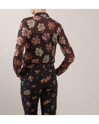 Hobbs | Multicolor Verdure Blouse | Lyst