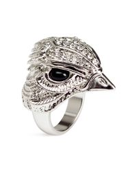 H&M | Metallic Bird Ring | Lyst