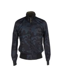 Woolrich - Blue Jacket for Men - Lyst