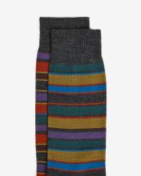 Ted Baker | Gray Socks for Men | Lyst