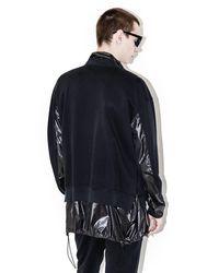 3.1 Phillip Lim - Black Trompe L'oeil Track Jacket for Men - Lyst