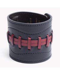 Tommy Hilfiger   Multicolor Leather Bracelet   Lyst