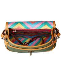 Dooney & Bourke - Green Claremont Field Bag - Lyst