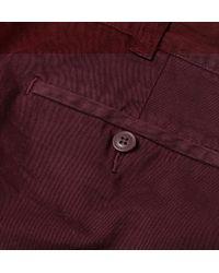 "J.Crew - Pink 9"" Stanton Cotton-Twill Shorts for Men - Lyst"