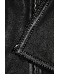 Isabel Marant | Black Boyce Shearling Coat | Lyst