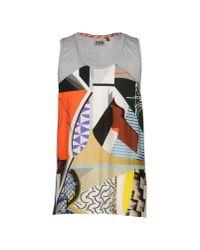 Basso & Brooke - Gray T-Shirt for Men - Lyst