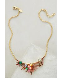 Elizabeth Cole | Red Atsuki Necklace | Lyst