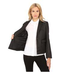 Vivienne Westwood | Black Cropped Rockabilly Jacket | Lyst