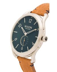 Nixon | Blue C45 Leather | Lyst