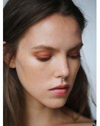 Free People - Metallic Luv Aj X Wolfcub Collaboration Womens Petra Septum Ring - Lyst