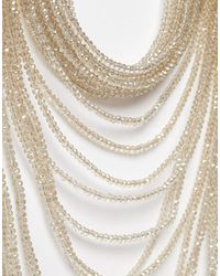 ALDO - Natural Wasley Necklace - Lyst
