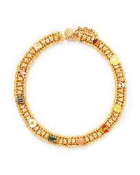 Venessa Arizaga | Yellow 'Coco - Banana' Necklace | Lyst