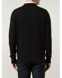 Vivienne Westwood | Black Orb Print Sweatshirt for Men | Lyst