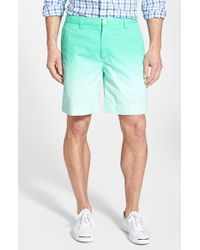 Vineyard Vines | Blue Dip Dye Island Shorts for Men | Lyst