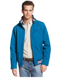 Tommy Hilfiger | Blue Regatta Jacket for Men | Lyst