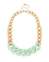 BaubleBar | Green Silicon Valley Links | Lyst