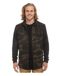 Rip Curl | Green Skillman Jacket for Men | Lyst
