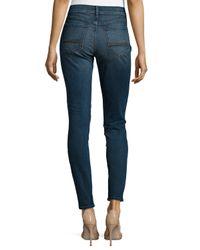 NYDJ - Blue Ami Super Skinny Jeans - Lyst