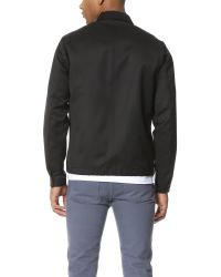 PS by Paul Smith - Black Coach Jacket for Men - Lyst