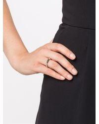 Rosa Maria | Black Sapho Ring | Lyst