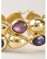 Vaubel - Multicolor Pebble Stone Bracelet - Lyst