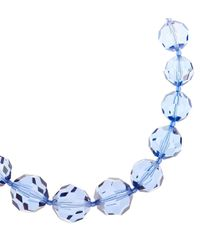 Hobbs - Blue Betty Necklace - Lyst