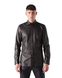 DIESEL - Black S-lth for Men - Lyst