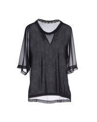 Space Style Concept - Gray T-shirt - Lyst