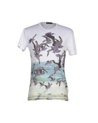 Antony Morato | White T-shirt for Men | Lyst