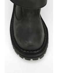 Jeffrey Campbell - Black Brophy Combat Ankle Boot - Lyst