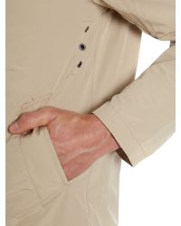 Chester Barrie | Natural Lightweight Mac for Men | Lyst