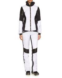 Lacroix - Black Distinction Padded-knee Ski Trousers - Lyst