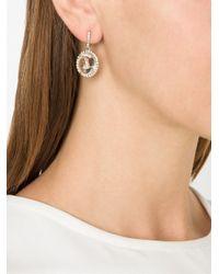 Kimberly Mcdonald   Metallic Quartz Drop Earrings   Lyst