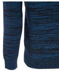 A.P.C. - Blue Astrodye Sweatshirt for Men - Lyst