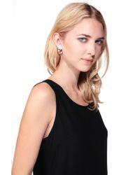 N2 - Brown Earrings - Lyst