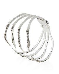 Stephen Webster | Metallic Jewels Verne Spider Crab Cuff Bracelet W/ Diamonds & Onyx | Lyst