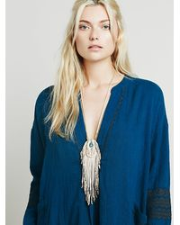 Free People | Natural Earth Medicine Bag | Lyst