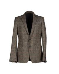 Prada - Natural Blazer for Men - Lyst