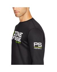 Ralph Lauren - Black Performance Graphic T-shirt for Men - Lyst