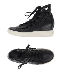 Lemarè | Black High-tops & Trainers | Lyst