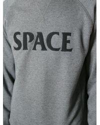 Soulland - Gray 'Gravity' Sweatshirt for Men - Lyst