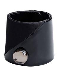 Giorgio Armani - Black Bracelet - Lyst