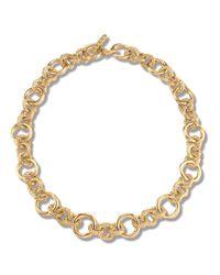John Hardy - Metallic Link Necklace - Lyst