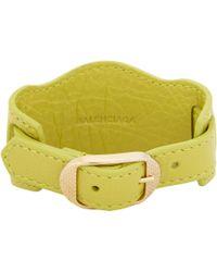 Balenciaga | Green Giant Arena Bracelet | Lyst