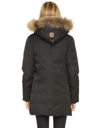Mackage | Black Marla Coat | Lyst