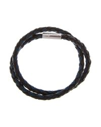 Tateossian - Blue Silver Pop Cobra Bracelet for Men - Lyst