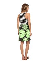Hurley - Green Julia Dress - Lyst