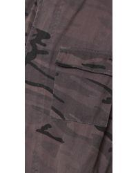 Capulet - Brown Oversize Survival Jacket - Lyst