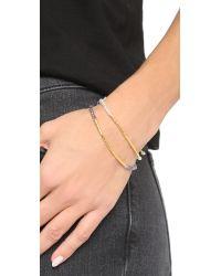 Gorjana - Metallic Protection Taner Bracelet - Lyst