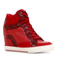 ALDO | Red Bertilla | Lyst